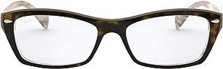 Ray-Ban RX5255 Square Eyeglass Frames