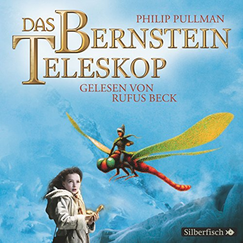 Das Bernstein-Teleskop (His Dark Materials 3) cover art