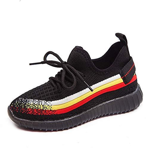 Etillo Kinder Schuhe Leichte Kinderlaufschuhe Sneaker Outdoor Laufschuhe Stylische Kinderlaufschuhe (Kleines Kind/großes Kind)