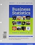 Business Statistics, Student Value Edition
