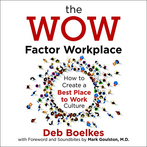The Wow Factor Workplace  By  cover art