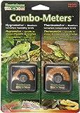 Reptology Reptile Hygrometer Humidity and Temperature Sensor Gauges...