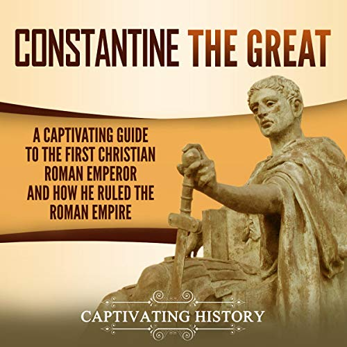 Constantine the Great cover art