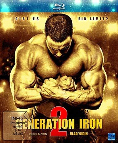 Generation Iron 2 (2017) ( ) (Blu-Ray)