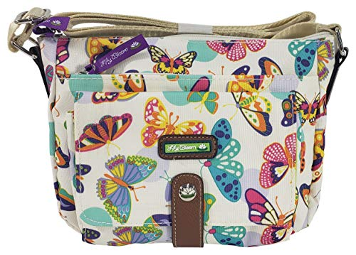 Lily Bloom Cristina Crossbody Bag (Butterfly Twister)