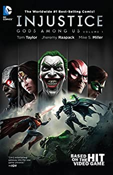 INJUSTICE YEAR ONE VOL ONE
