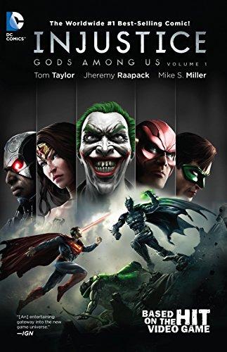 Injustice: Gods Among Us Volume 1 TP