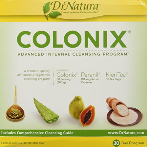 Dr Natura Colonix Kit Mineral Supplement 30 Day Pack