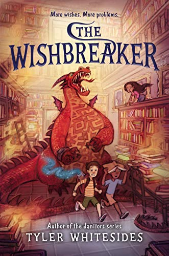 The Wishbreaker (Wishmakers Book 2) (English Edition)