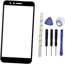 Outer Screen Front Glass Lens Replacement for LG K10 2018 K10a K10+ 10 Plus / K30 X410 X410ULMG LMX410TK LMX410UM LRA X410ULML 5.3