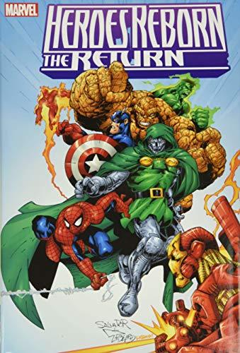 HEROES REBORN RETURN OMNIBUS HC (Heroes Reborn: the Return Omnibus)