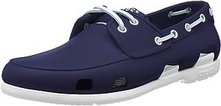 Crocs Beach Line Boat Shoe, Chaussures Bateau Homme