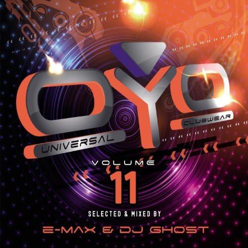 E-Max, DJ Ghost