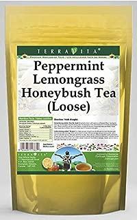 Peppermint Lemongrass Honeybush Tea (Loose) (8 oz, ZIN: 533357) - 3 Pack