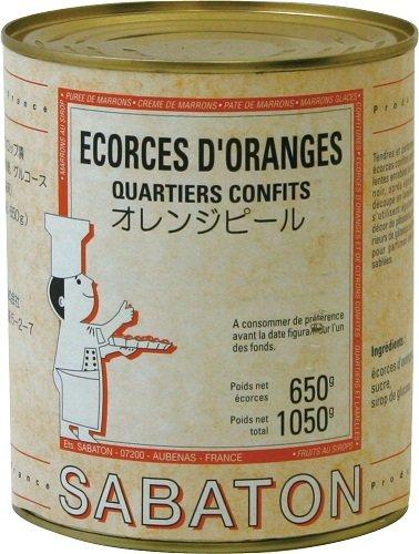 サバトン サバトン オレンジピール(1/4)1050g