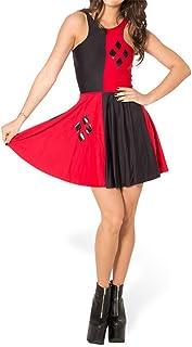 291f20813250 Amazon.com: harley quinn - Dresses / Women: Clothing, Shoes & Jewelry