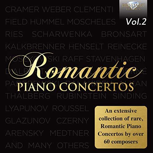 Romantic Piano Concertos, Vol. 2