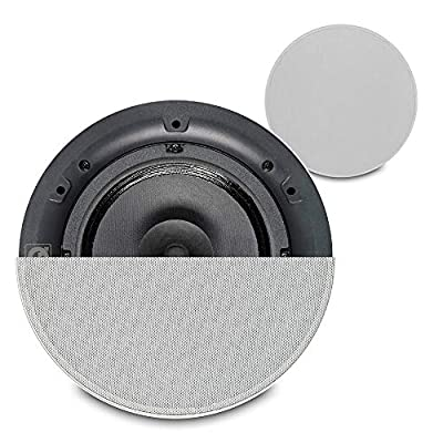 """Systemline Q Acoustics Qi65CB 6.5"""" Professional Home Installation Ceiling Speakers (Pair) from Electromarket"""