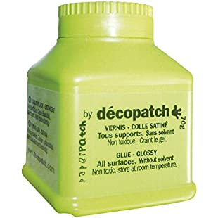 décopatch PaperPatch Glossy Glue, 70 g