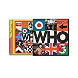 Who,the: Who (Deluxe Edition) (Audio CD (Deluxe Edition))