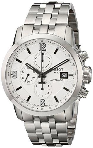 Tissot T0554271101700 Armbanduhr mit Edelstahlarmband