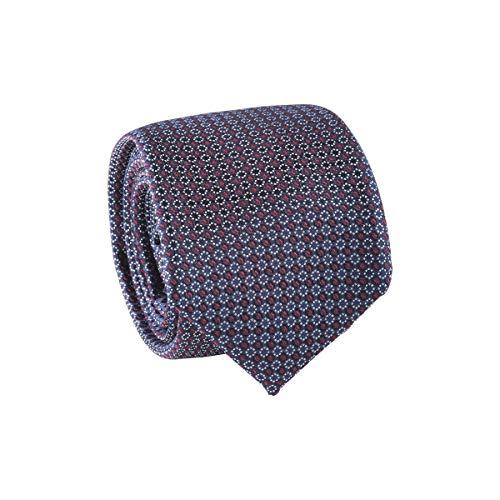 TIE RACK - Cravate Fleurs 100% Soie