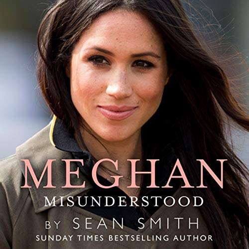 Meghan Misunderstood cover art