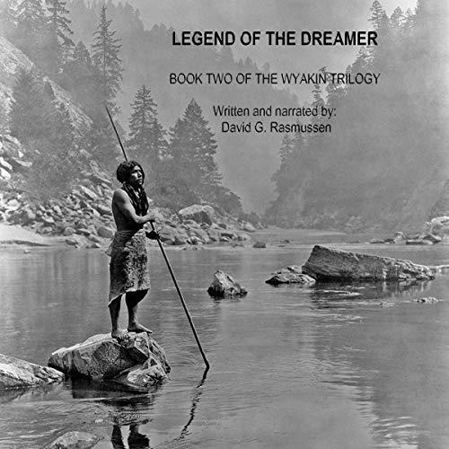 Legend of the Dreamer audiobook cover art