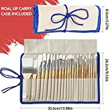 Immagine 1 conda pennelli professionali per colori