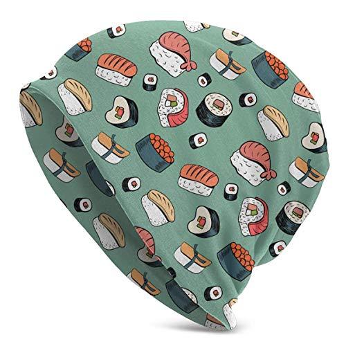 Bonitos Gorros de Rollo de Algas Marinas de Sushi japonés Verde para...