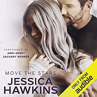 Move the Stars audiobook cover art