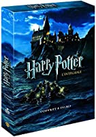 Harry Potter - l'Intégrale des 8 Films - Le monde des Sorciers de J.K. Rowling - Coffret DVD