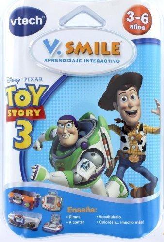 V Smile V Motion Toy Story 3 - Spanish -  Vtech, 80-084427