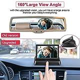 Immagine 1 baby car camera mirror safety