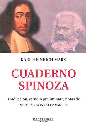Cuaderno Spinoza (Ensayo)