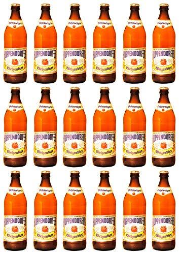 Brauerei Grasser - Huppendorfer Weizenbier (18 Flaschen) I Bierpaket von Bierwohl