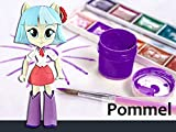 How to Make a Custom Coco Pommel Mini Doll