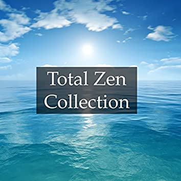 Total Zen Collection - Peaceful Water Relaxation for Mind, Body and Soul; Stress-Free Anxiety Relief & Help with Falling Asleep, Transcendental Meditation, and Deep Focus