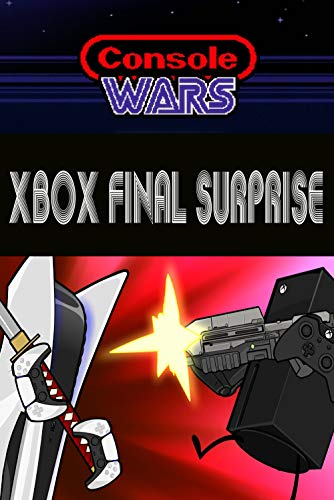 Console Wars Funny Comics: XBOX FINAL SURPRISE (English Edition)