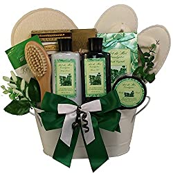 2nd Wedding Anniversary Gift Ideas & Tips Gift Basket Idea