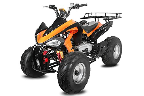 Nitro Motors AKP Carbon 150cc Quad 10