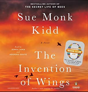 The Invention of Wings audiobook cover art