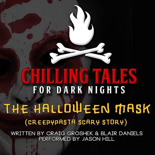 The Halloween Mask Audiobook By Craig Groshek, Blair Daniels cover art