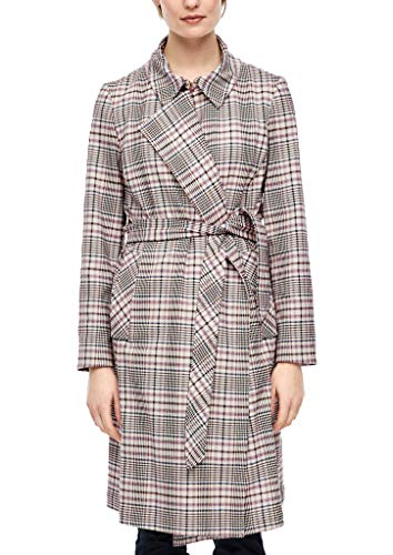 s.Oliver BLACK LABEL Damen 150.12.002.16.151.2012106 Trenchcoat, 02n2, 46