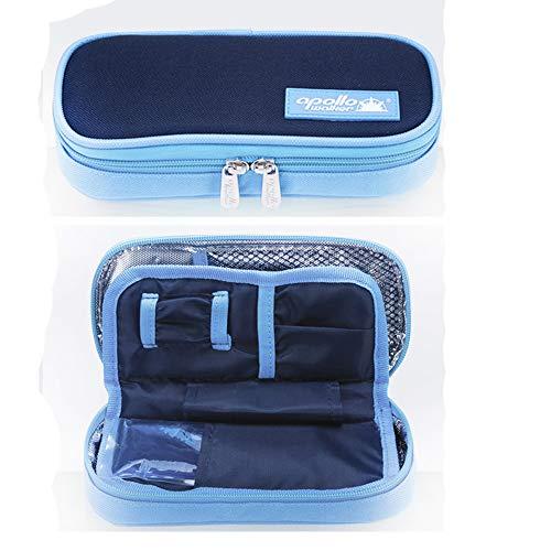 CX Best Insulin-Kühltasche Isotherme Diabetes Medizinische Kühltasche Tragbare medizinische Reisekühltasche Outdoor, Reise, Zuhause wasserdichte Insulin-Kühltasche,3