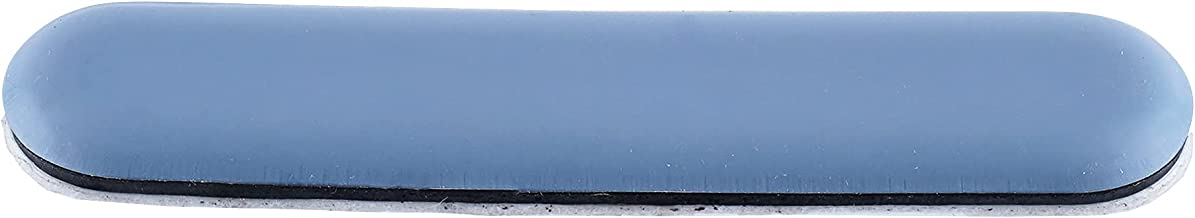 24 stuks Teflon-meubelglijders zelfklevend 75 mm x 15 mm - 5 mm dik / PTFE-coating / Teflon glijders / meubelglijders / st...