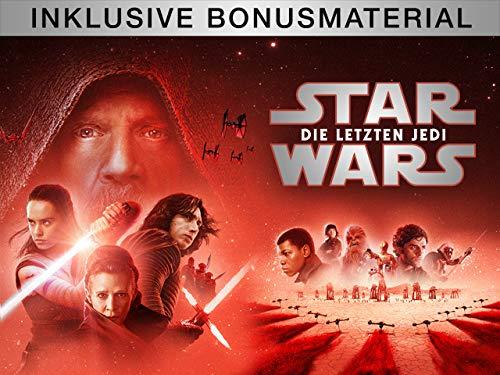 Star Wars: Die letzten Jedi (inkl. Bonusmaterial) [dt./OV]