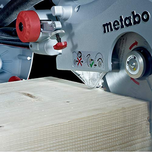 Metabo Kappsäge KGS 315 Plus - 3