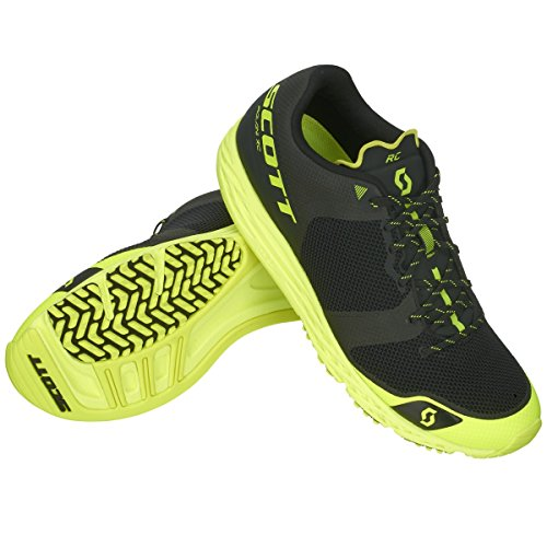 Scott running Zapatilla palani rc black/yellow 10.5 usa