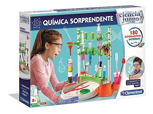 Clementoni Ciencia y Juego- Química Sorprendente (55376)